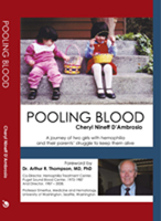 Pooling Blood book cover