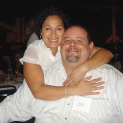 Alicia and Antonio Morado